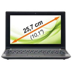 """MEDION AKOYA MD 99240 E1318T 10""""/25,4cm Multitouch Netbook 500GB 2GB AMD 1GHz, Preis: 100,99"""