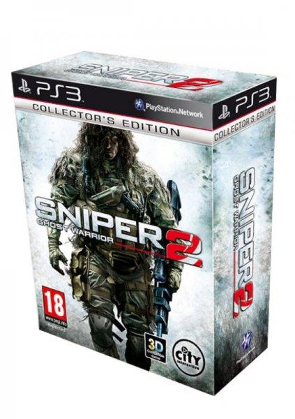 Sniper Ghost Warrior 2 Collectors Edition (PS3)  für 11,49€