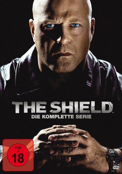 The Shield - Komplette Serie DVD für 62,97 € inkl. Versand