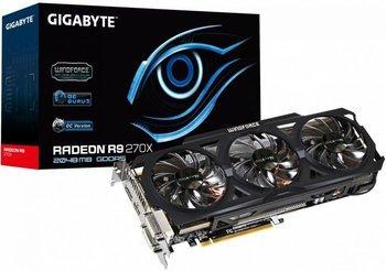 Gigabyte R9 270X OC 2GB = 139,00€ inkl. Versand (Nächster Preis: 178,89€)