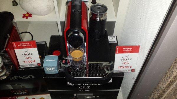 Krups XN 7305 Citiz & Milk