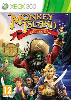 XBox 360 - Monkey Island (Special Edition Collection) für €12,04 [@Zavvi.com]
