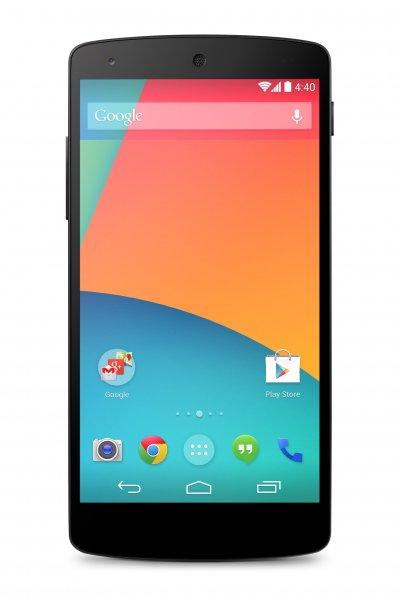 [WIEDER DA] LG Google Nexus 5 16GB schwarz @Saturn Hamburg Altstadt eBay --> 303,99€