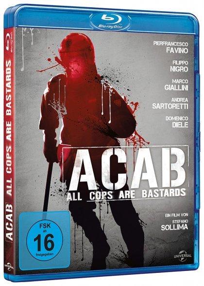 [Mediadealer] ACAB (Spielfilm) BluRay 3,90€+2,99€Versand