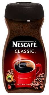 Nescafe Classic - 200gr 4.44 € - Real Hannover (lokal) bundesweit?