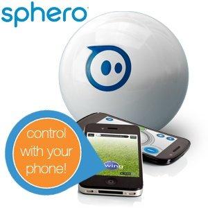 sphero Roboterball für iOS und android für 55,90€ statt 99€ @ibood