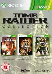 (UK) Tomb Raider Collection -Legend/Anniversary/Underworld (XBOX360) für 12,02€ @ Zavvi