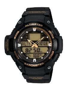 [Amazon]  Casio Collection Anaolg/ Digital Quarz SGW-400H-1B2VER inkl. Versand für 52,90€