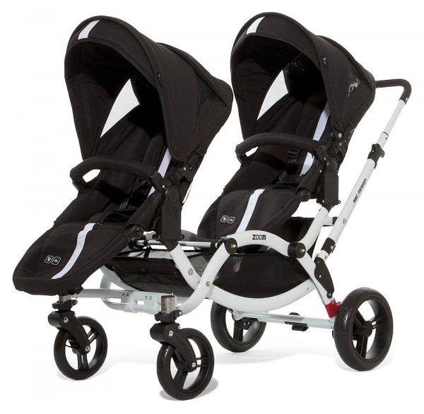 ABC DESIGN Geschwisterwagen Zoom für 329€ bei baby-markt.de - Ersparnis von 145,91€