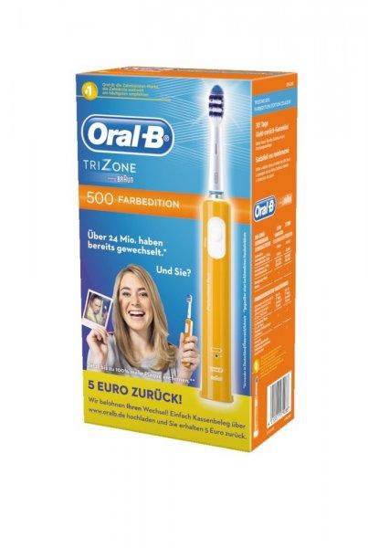 [Offline] Braun Oral-B TriZone 500 für 14,95 € durch Cashback @ Edeka Nord