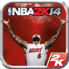 NBA 2k14 im Playstore