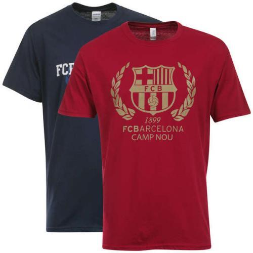 2er Pack Barcelona T-Shirts 9,10 € @theHut