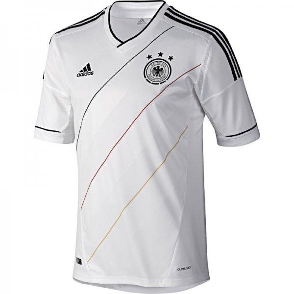 adidas Performance DFB Trikot Home EM 2012  in weiß oder grün für 24€