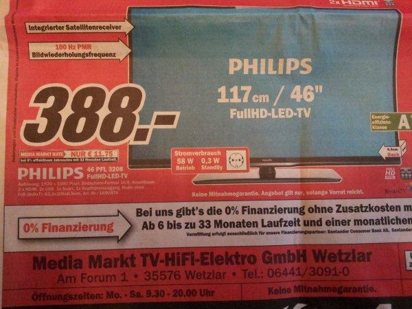 [Lokal]Philips 46 PFL 3208