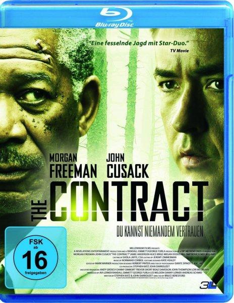 The Contract - Du kannst niemandem vertrauen [Blu-ray]