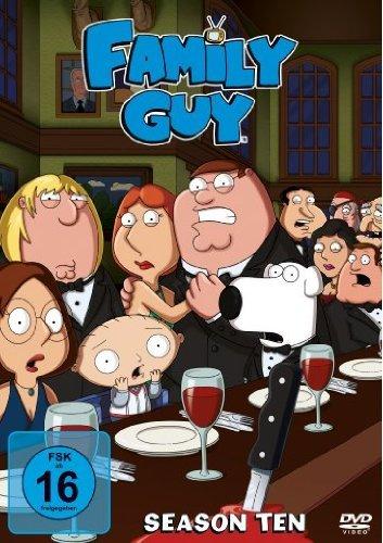 Family Guy Season 10 - 9,97 € (Prime, sonst zzgl. VSK)