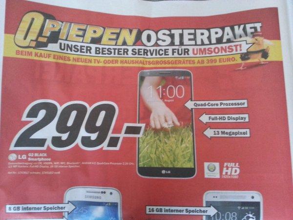 [Lokal] Göttingen - Weende / LG G2 299€ @ MediaMarkt