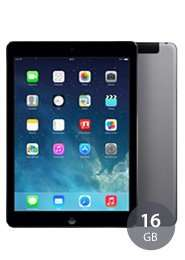 Apple iPad Air 16 GB WiFi + Cellular + MoWoTel Easy für 447,80€ @ sparhandy