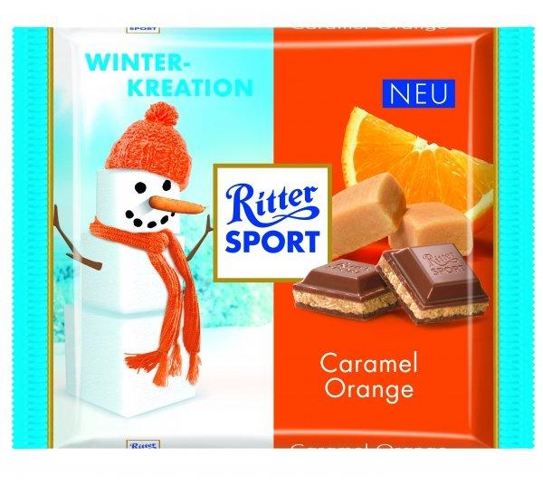 [LOKAL] Kaufland Geislingen/Steige Ritter Sport Winter Kreation 100g Tafel je 0,19€