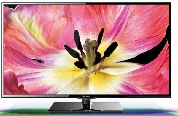 [Amazon.de WHD] Hisense 32K160 81,2 cm (32 Zoll) LED-Backlight-Fernseher, EEK A (HD-Ready, 100Hz SMR, DVB-T/C/S2, CI+, Smart TV, HbbTV, WLAN) schwarz