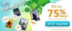 Sale im UPlay Shop