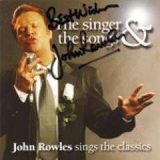 Musicload MP3 Album : John Rowles - The Singer & the Songs / Sings the Classics  ( 24 Songs) Nur 1,99 €