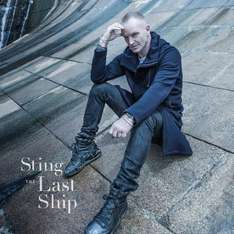 Audio-CD oder MP3-Download: The Last Ship von Sting @Amazon