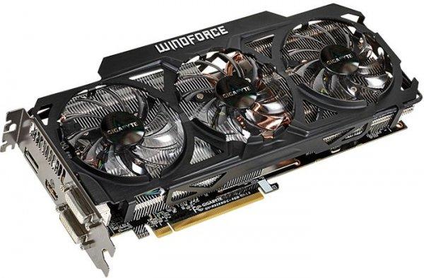 Gigabyte Radeon R9 290X WindForce 3X OC Aktiv für 399,-€ (Mindstar/Midnightshopping)