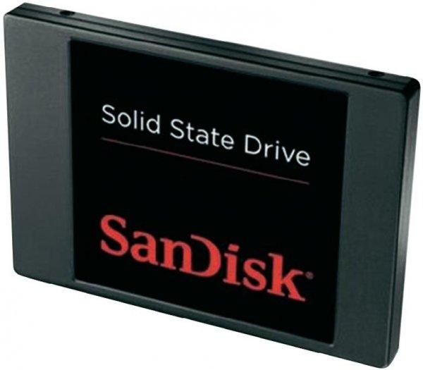 Sandisk 128GB SSD SATA III 2.5 für 42,40 € @Digitalo