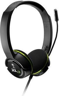 Turtle Beach Ear Force XLA Headset (Xbox 360) 20,97€ inkl. Versand @ Amazon / Prime-Kunden nur 17,97€
