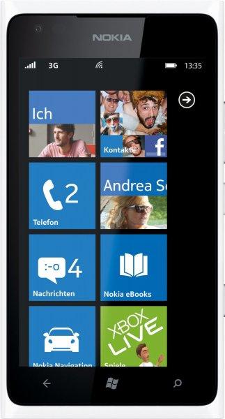 """Nokia Lumia 900 schwarz für 138€ bei MeinPaket incl.Versand(kein Simlock/kein Branding) """"Ausverkauft"""""""
