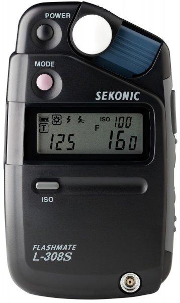 Blitzbelichtungsmesser Sekonic L-308 S Flashmate für 132,93