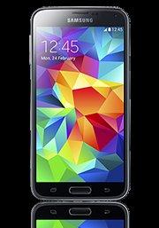 Galaxy S5 o. iPhone 5S mit Allnet Telefon & SMS & 400MB LTE für 29,99 im Monat
