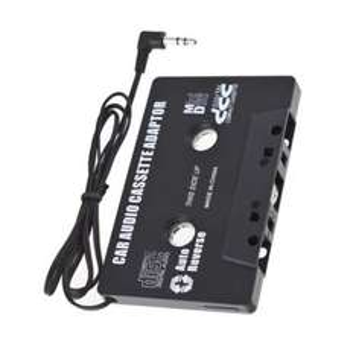 Kassette zum Anschließen von  MP3-Player etc.