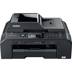 Brother MFC-J5910DW, A3-Inkjet 4in1 (Scanner nur A4!) Vorführgerät mit neuen Originaltinten: 75,77€ statt neu ab 96,89 (Idealo)