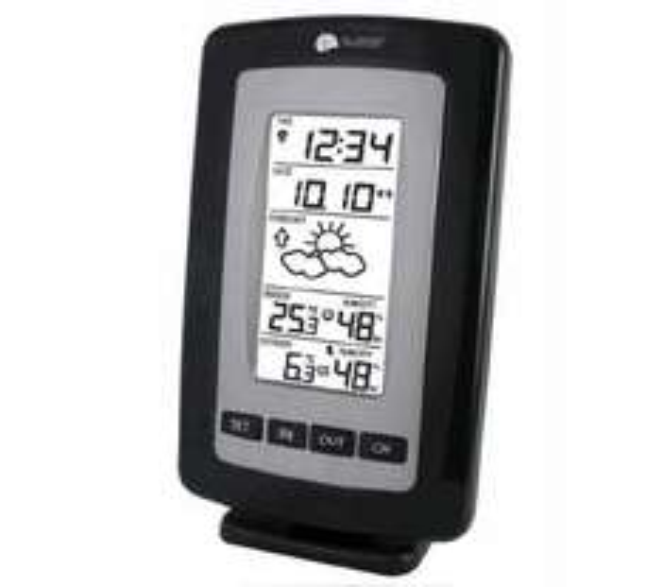 LA CROSSE TECHNOLOGY Wetterstation WS7027 für 19,90€
