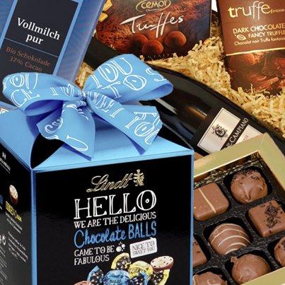 Schoko-Wahnsinn - 33% Rabatt auf ausgewählte Schokoladenprodukte @ Amazon.de