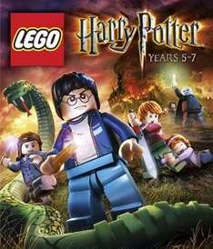 [Steam] Lego Harry Potter  1-4 ///4-7 oder Lego Batman für je 4€ @ GMG