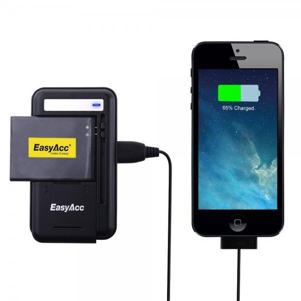 EasyAcc® Universal Ladegerät für 5 €