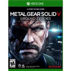 Metal Gear Ground Zeroes XBOX One für 18,81 € bei play-asia