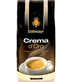 Kaufland Super-Weekend: 1kg Dallmayr Crema d´Oro für 7,77€