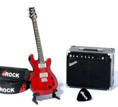 uRock Mini Guitar & Amp Digital Music Player   Amazon Uk (Marketplace)  42,26€