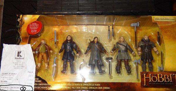 [Lokal?] The Hobbit BD16061 Collectors Pack (5 Figuren) bei Kaufland in Menden