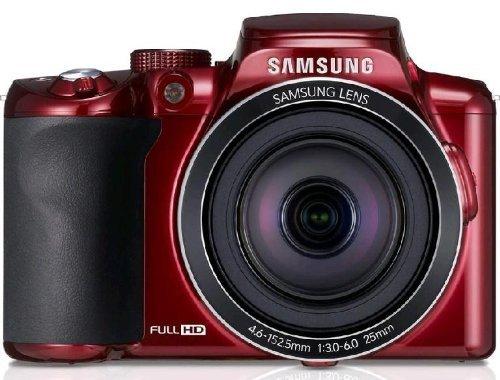 [Retourenware] Samsung WB2100 Digitalkamera - 16,3 Megapixel, 35-fach opt. Zoom, Full HD, HDMI für 149,90€ frei Haus @DC