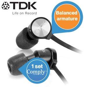 Bei ibood gibt es heute den TDK Life on Record BA100 - Balanced Armatur für 35,90 € inkl. Versand - Vergleichspreis bei Amazon 64,90 €