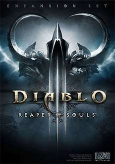 [OKS] Diablo 3 Reaper of Souls Key