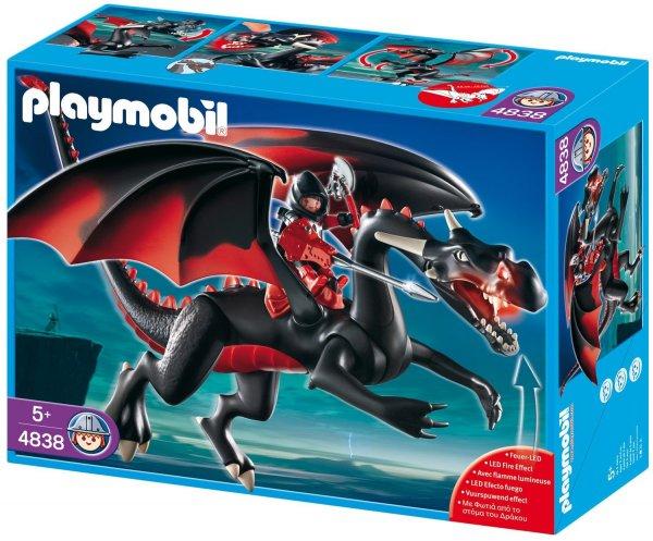 Playmobil™ - Riesendrache mit Feuer-LED (4838) ab €20,71 [@Karstadt.de]