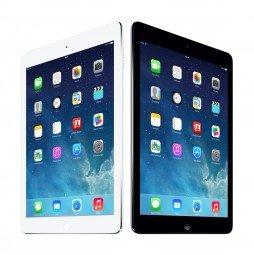 Apple iPad Air Wi-Fi 16 GB Silber Generalüberholt (direkt von Apple) für 379 Euro (Qipu 2% möglich)
