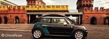 DriveNow – Kostenlose Anmeldung + 30 Freiminuten für Kunden der BVG