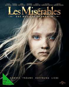 [Blu-ray] Les Misérables - Limitiertes Digibook  ab 9,95€ @ Media-Dealer.de